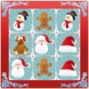 Christmas Matching Puzzle for Kids