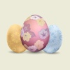 Fancy Eggs - Hand Painted Easter Eggs for Spring flippin eggs