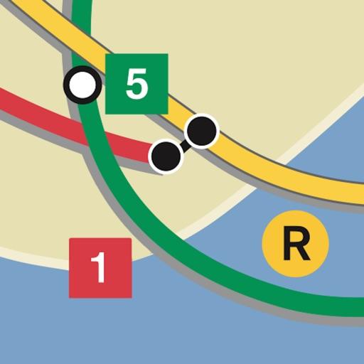 iTrans NYC Subway App Ranking & Review