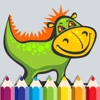 Coloring Page Little Dragon Game Free Edition free dragon game