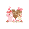 Ichigo and Muffin - Valentine's Day Stickers Wiki