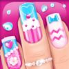 Juegos de Uñas para Niñas: Estudio de Manicura