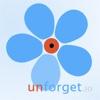 unforget - Bookmark sites, make notes, be reminded bookmark