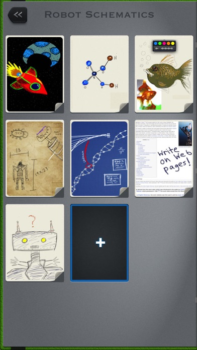 Screenshot #7 for Sketchworthy - Notes, Sketches, and Ideas