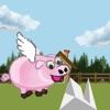 Невозможно Летать Гонки Свинья - игры на двоих