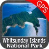 Whitsunday Islands NP GPS charts Navigator