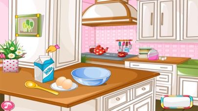 العاب طبخ ماما سارة الجميلة - العاب بناتلقطة شاشة2