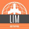 Lima Guía de Viaje con Mapa Offline