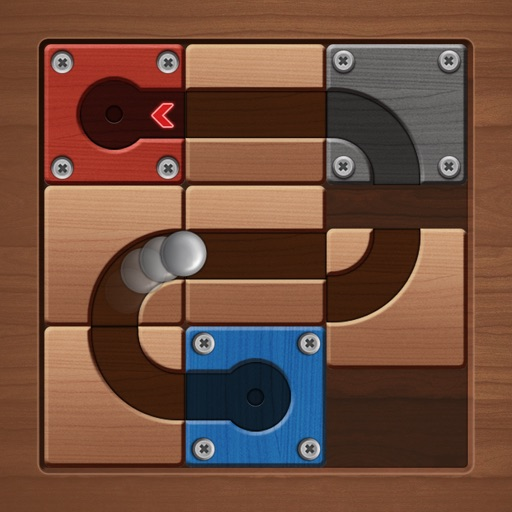 Moving Ball Puzzle iOS App