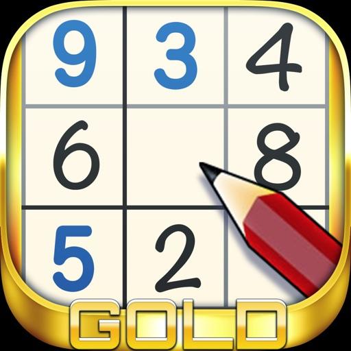 ナンプレ GOLD - 数字のクロスワードで無料の 数独 ゲーム