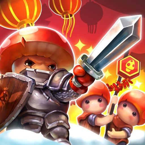 蘑菇战争2:Mushroom Wars 2