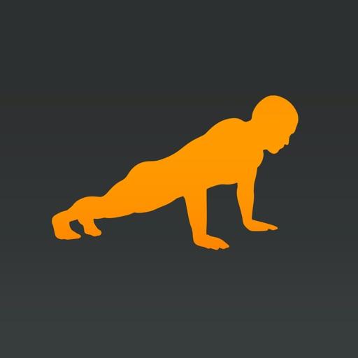 Runtastic Push Ups 腕立て伏せカウンターで上半身トレーニング