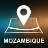 Mosambik, Offline-Auto GPS Wiki