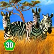 Zebra Family Simulator Full