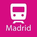 Madrid Rail Map icon