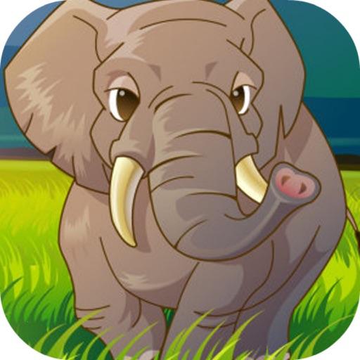 Naughty Elephant Adventure - Pet Great Escape iOS App