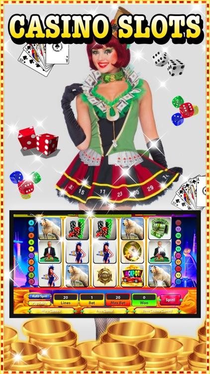 free casino bonus slots Casino