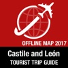 Castile and León Tourist Guide + Offline Map