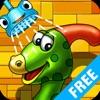 Dino Bath & Dress Up -FREE games for girls & boys