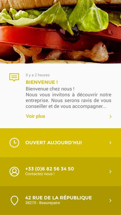 Restaurant Le BosphoreCapture d'écran de 2