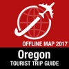 俄勒冈州 旅遊指南+離線地圖