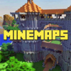 Maps for Minecraft PE MineMaps Free