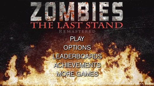Zombies : The Last Stand Screenshot