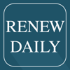 HyprdrvMedia - Renew Daily - A Men's Devotional  artwork