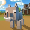 Blocky Wolf Simulator 3D Full