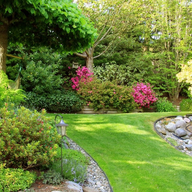 Yard Garden Landscaping Design Ideas on the App Store