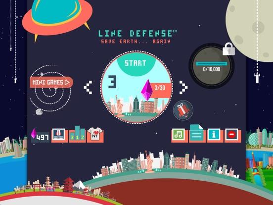 LINE DEFENSE Screenshot