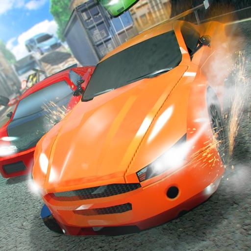 X Racing Cars Road Runner Simulation Game