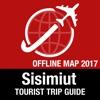 西西缪特 旅遊指南+離線地圖