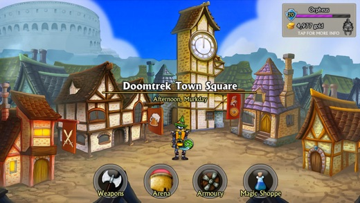 Swords and Sandals 2 Redux Screenshot