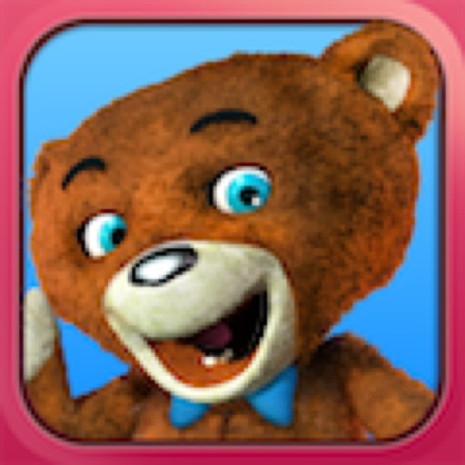 Playing Teddy Bear 和泰迪熊玩