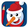Free Snowman Coloring Book Game For Kids Wiki