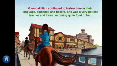 格列佛游记:Gulliver's Travels, Voyage to Brobdingnag【英文读物】
