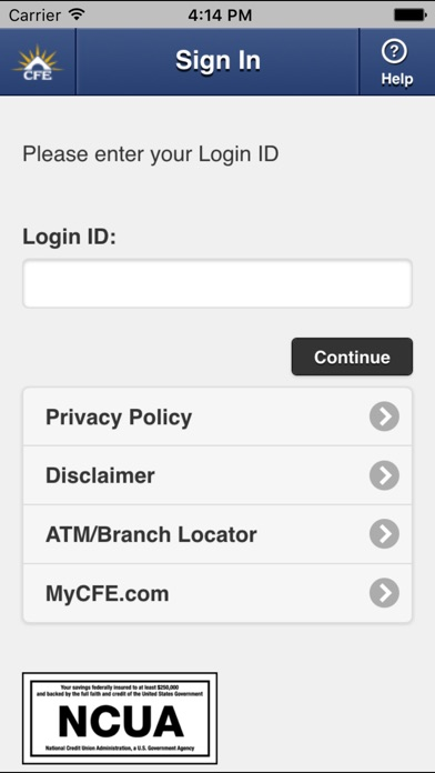MyCFE Mobile (by CFE Federal Credit Union) - Download Apps ...