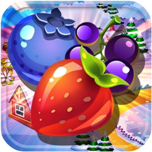 Tro Epic Fruit Match3 iOS App