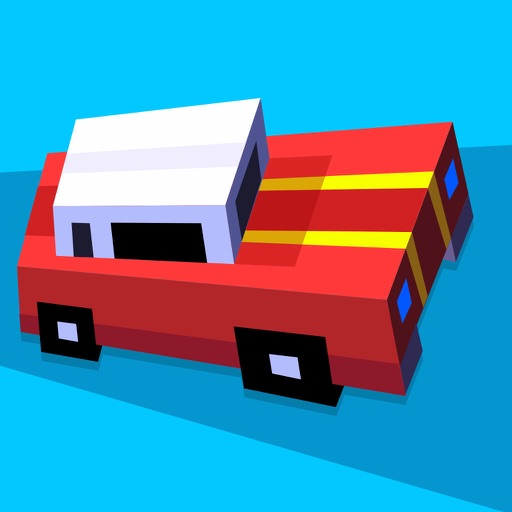 Smashy Road Racing Boom Boom Stunt Ride Free iOS App