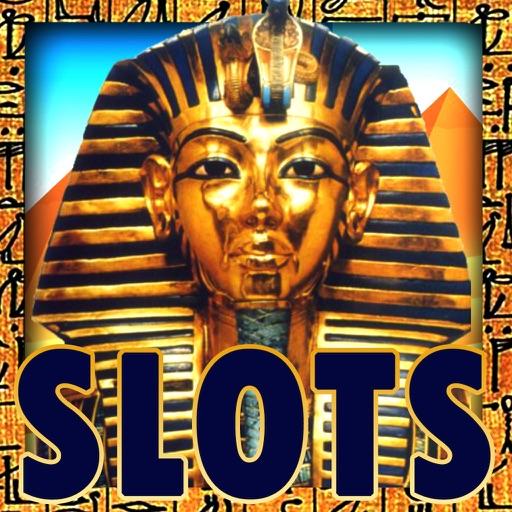 Pharaoh's casino slots – Free spin slot machines iOS App