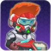 Galaxy Super-Hero War 2: TD Game logo