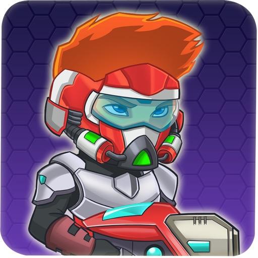 Galaxy Super-Hero War 2: TD Game images