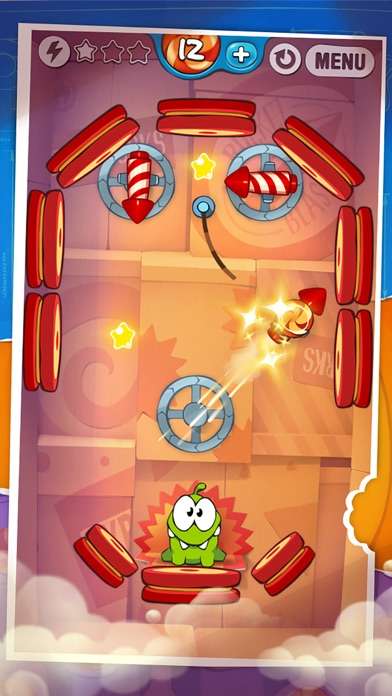 Screenshot #3 for Cut the Rope: Experiments ™