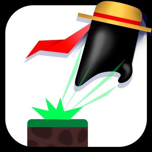 Stick Dash Run - Fun Games iOS App