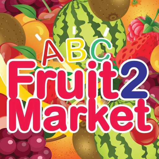 English Learning Game For Kids- ABC Fruit Market 2 iOS App