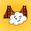 San Franciscoji - Emoji Stickers for iMessage