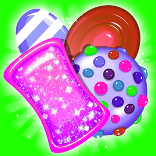 Astonishing Candy Puzzle Match Games iOS App