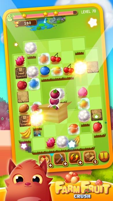 Farm Fruit Crush -Picture Matching gamesのスクリーンショット3