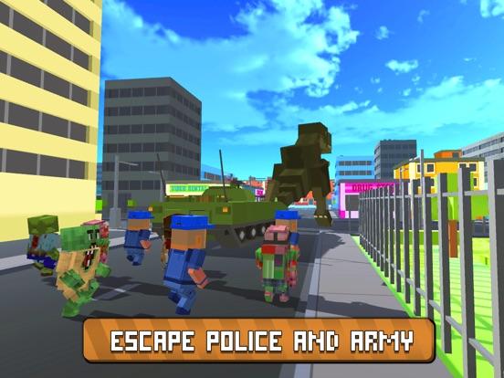 Blocky Zilla: City Crush Full Screenshots